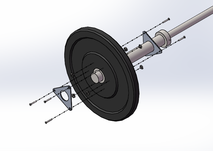Bumper Plate Repair Kit